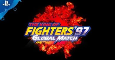 The King of Fighters '97 Global Watch - Official Trailer   PS4