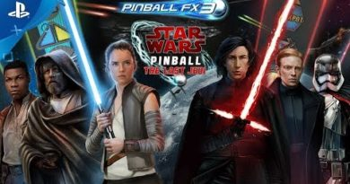 Pinball FX3 - Star Wars Pinball: The Last Jedi Launch Trailer | PS4