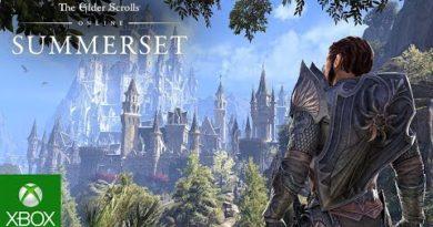 The Elder Scrolls Online: Summerset - Journey to Summerset