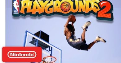 NBA Playgrounds 2 Announcement Trailer - Nintendo Switch