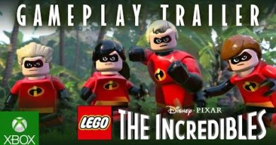 Official LEGO® The Incredibles Parr Family Vacation Trailer