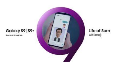Samsung Galaxy S9: AR Emoji