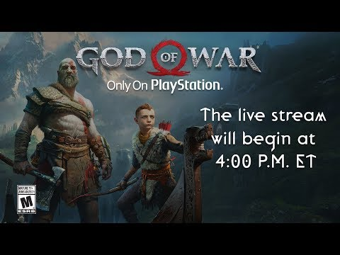 God of War Launch