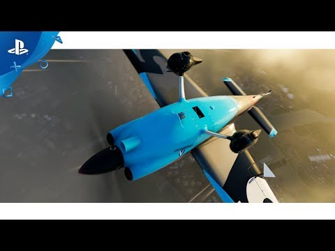 The Crew 2 - Motorsports Vehicle Series #2: Zivko Airplane | PS4