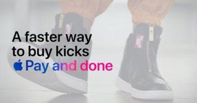iPhone X — Kicks — Apple