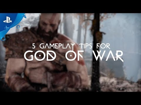 5 Tips for God of War   PS4