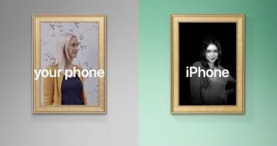iPhone — Portraits — Apple