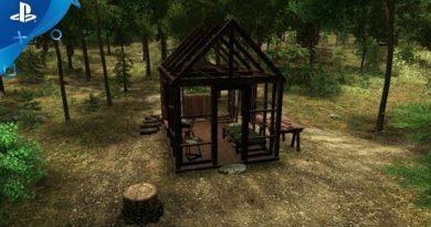 Walden, a game - Teaser Trailer | PS4