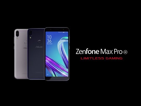 Introducing ZenFone Max Pro (M1) | ASUS