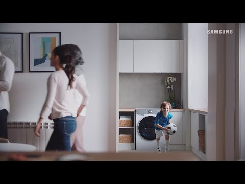 Samsung QuickDrive™ Official TVC: 'Or not'