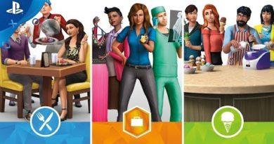 The Sims 4 - Bundle 2 Trailer | PS4