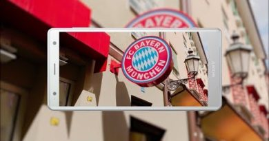 UCL Semi Final 2018 – Xperia XZ2 on the streets of Munich