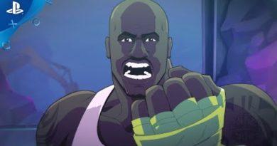 Shaq Fu: A Legend Reborn - Date Announce Trailer   PS4
