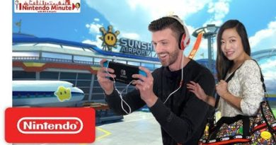 Nintendo Switch Travel Tips - Nintendo Minute