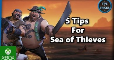 Tips and Tricks - 5 Tips for Sea of Thieves