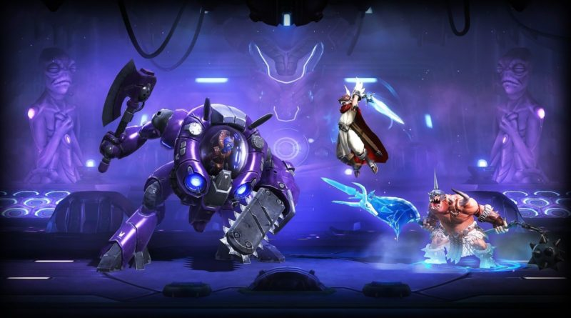 Free to Play MOBA Hyper Universe Coming Exclusively to Xbox One August 7