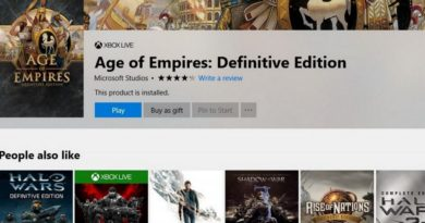 Microsoft Store announces PC digital game gifting
