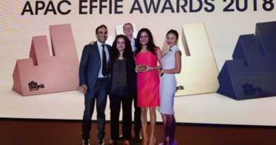 Data-Driven Galaxy S8 Campaign Takes Home Two Effie Awards