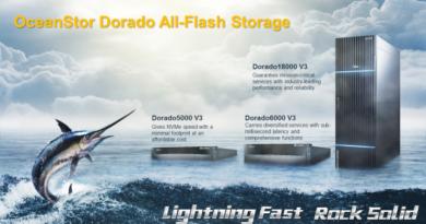 Same Price, Better Performance, More Features – Huawei OceanStor Dorado V3 Just Got Even Better