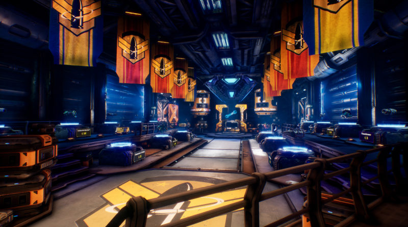 Mothergunship Demo Available Now on Xbox One – The Gun Crafting Range
