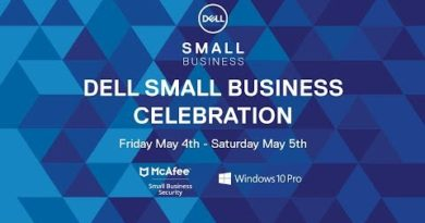 "Dell Small Business Celebration - ""Augmented Reality and Small Business: Do they mix?"""
