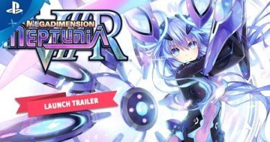Megadimension Neptunia VIIR – Launch Trailer | PS4, PS VR