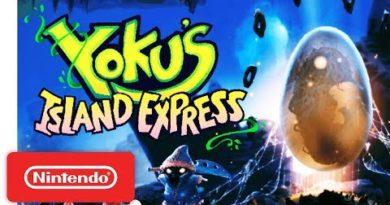 Yoku's Island Express - Story Trailer - Nintendo Switch