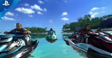 Aqua Moto Racing Utopia – Official Trailer | PS4