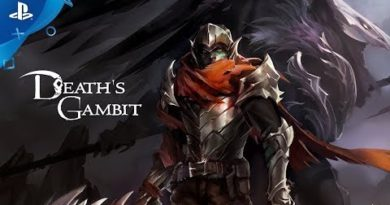 Death's Gambit - Release Date Announcement Trailer | PS4