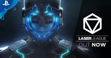 Laser League - Launch Trailer | PS4