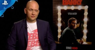 HBO's Barry - Interview with Anthony Carrigan | PlayStation Vue