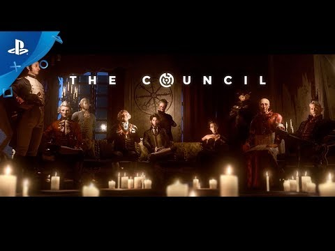 """The Council - """"Episode 2: Hide and Seek"""" Launch Trailer   PS4"""
