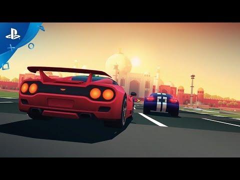 Horizon Chase Turbo - Launch Trailer | PS4
