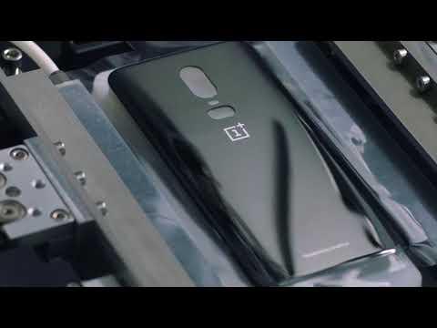 OnePlus 6 - Glass Craftsmanship