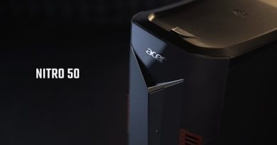 Hands-on with the Nitro 50 gaming desktop | Acer