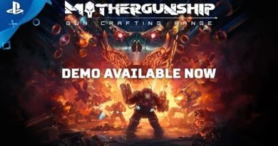 Mothergunship - Demo Trailer | PS4