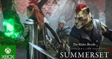 The Elder Scrolls Online: Summerset – Official Cinematic Trailer