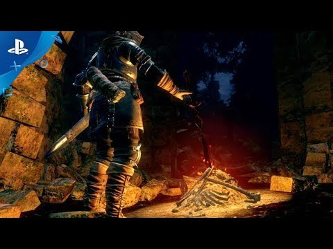 Dark Souls: Remastered - Launch Trailer | PS4