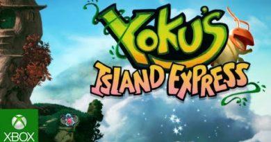 Yoku's Island Express – Launch Trailer