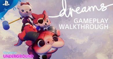 Dreams Gameplay Walkthrough | PS Underground