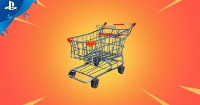 Fortnite - Shopping Carts - Play Now | PS4