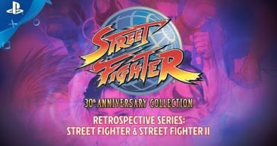 Street Fighter 30th Anniversary Collection - Retrospective Series: Street Fighter I & II   PS4