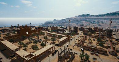 New Desert Map, Miramar, Arrives for PlayerUnknown's Battlegrounds