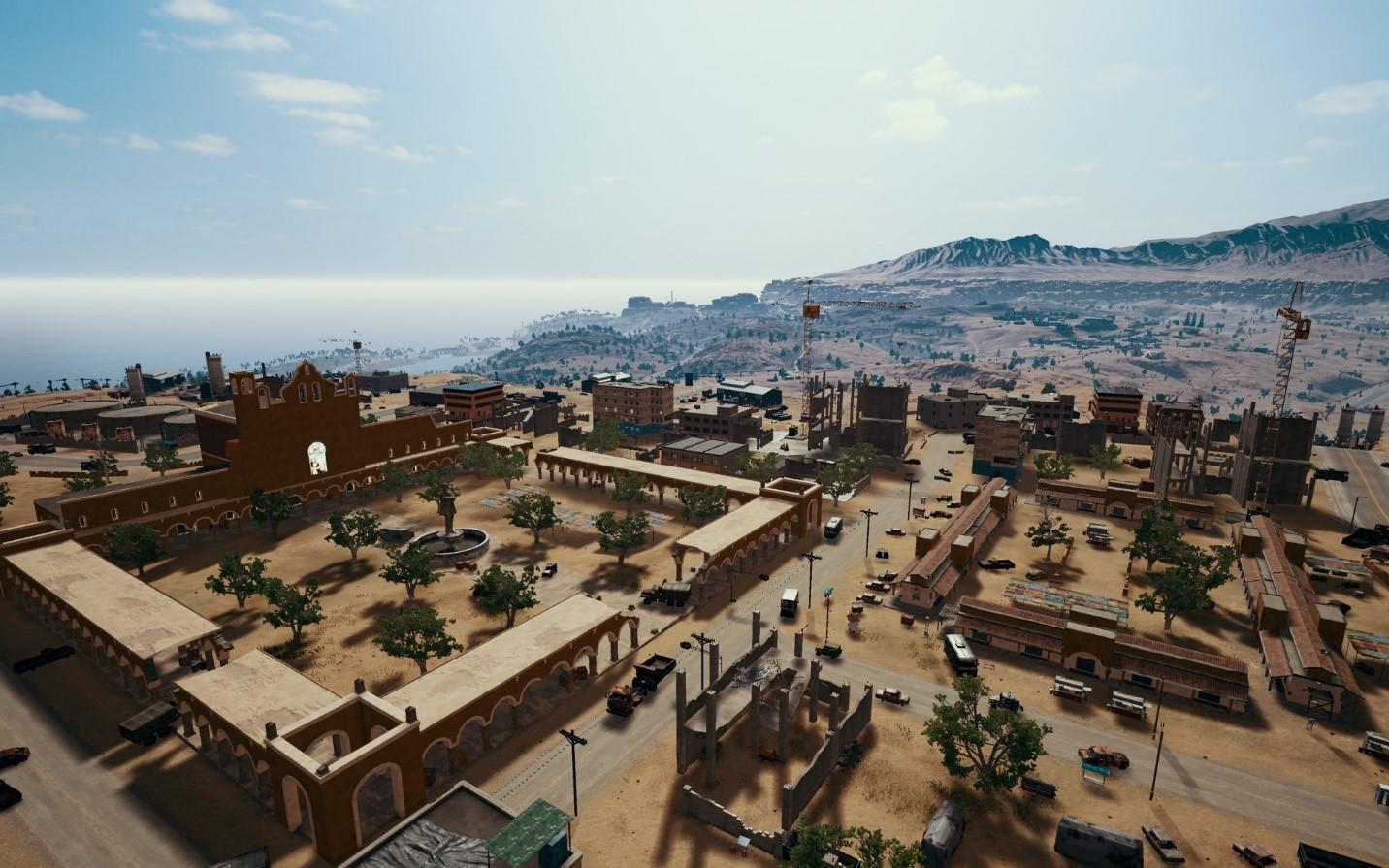 Playerunknown S Battlegrounds Desert Map: New Desert Map, Miramar, Arrives For PlayerUnknown's
