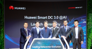 Huawei Releases Smart DC 3.0 @AI at CEBIT to Bring AI into Data Centers
