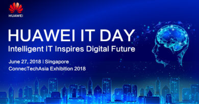 Huawei IT Day @ConnecTechAsia 2018