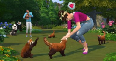The Sims 4 Cats & Dogs Arriving on Xbox One July 31