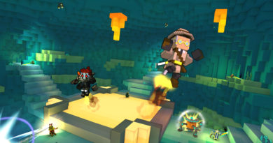 Explore an Entirely New Planet in Trove – Geode on Xbox One