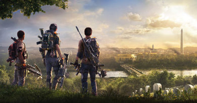 E3 2018: The Division 2 Turns Washington D.C. Into a Watery Wasteland