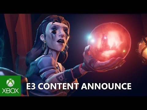 Sea of Thieves - E3 2018 - Cursed Sails and Forsaken Shores Announce